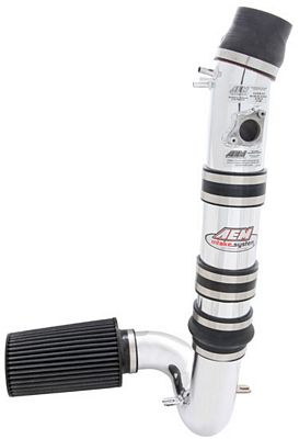 Mazda RX8 2004-2008 AEM Polished Cold Air Intake System