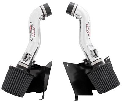 Nissan 350Z 2007-2008 AEM Polished Cold Air Intake System