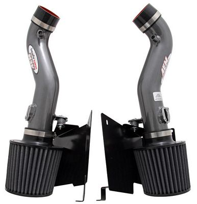 Nissan 350Z 2007-2008 AEM Gunmetal Gray Cold Air Intake System