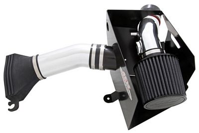 Nissan Altima 2007-2008 AEM Polished Cold Air Intake System