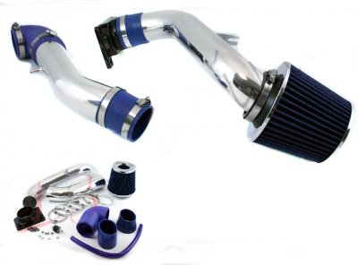 Dodge Stratus 2001-2006 Cold Air Intake System with Blue Air Filter