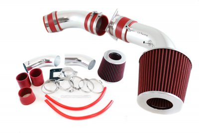 Toyota 4Runner V6 1988-1995 Cold Air Intake with Red Air Filter