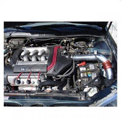 Honda Accord V6 1998-2002 Cold Air Intake with Red Air Filter