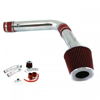 Acura TL Cold Air Intake With Red Air Filter APTUG - 2001 acura tl parts