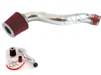 Acura Integra 1990-1993 Short Ram Intake with Red Air Filter