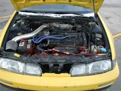Acura Integra 1990-1993 Polished Short Ram Intake