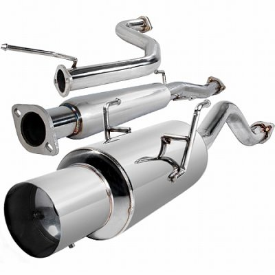 Acura Integra Coupe 1994-2001 Cat Back Exhaust System
