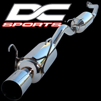 Acura RSX Type S 2002-2004 DC Sports DC Sports Cat Back Exhaust System