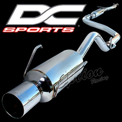 Acura Integra Coupe 1994-1999 DC Sports Stainless Steel Cat Back Exhaust System