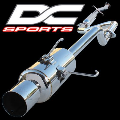 Honda Civic EX 1996-1998 DC Sports Cat Back Exhaust System