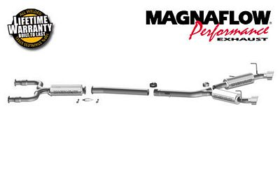 Nissan 350Z 2003-2009 Magnaflow 16784 Performance Cat Back Exhaust System