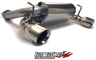 Nissan 350Z 2003-2006 Tanabe Medalion Touring Cat Back Exhaust System
