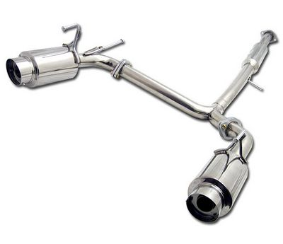 Nissan 350Z 2003-2007 Cat Back Exhaust System