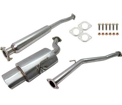 Nissan Altima 2002-2006 Cat Back Exhaust System
