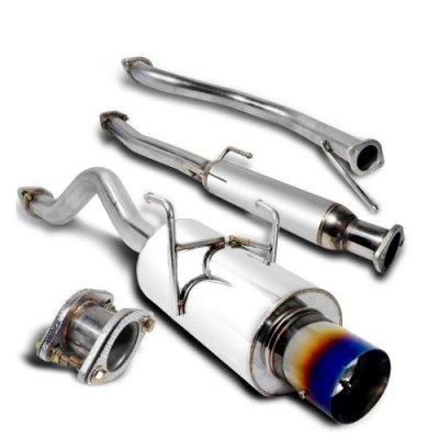 Acura Integra GSR 1994-2001 Cat Back Exhaust System with Titanium Tip