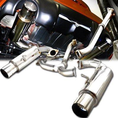 2013 Subaru BRZ Cat Back Exhaust System