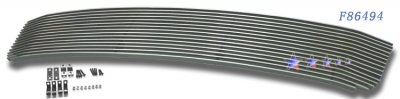 Ford Fusion 2006-2009 Aluminum Lower Bumper Billet Grille Insert