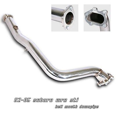 Subaru Impreza WRX 2002-2005 Bellmouth Downpipe