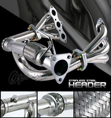 Honda Accord V6 1998-2002 Stainless Steel Headers