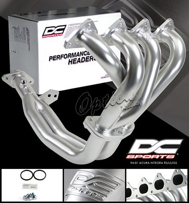 Acura Integra 1994-2001 DC Sports 4-2-1 Ceramic Headers