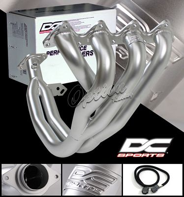 Honda Del Sol 1993-1997 DC Sports 4-2-1 Ceramic 1-Piece Headers