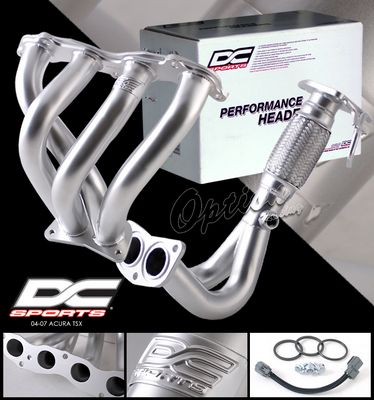 Acura TSX 2004-2007 DC Sports 4-2-1 Ceramic Headers