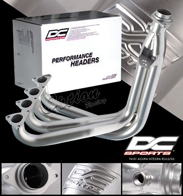 Acura Integra 1994-2001 DC Sports 4-1 Ceramic 1-Piece Headers