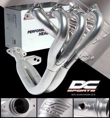 Acura Integra GS-R 2000-2001 DC Sports 4-2-1 Ceramic 1-Piece Headers
