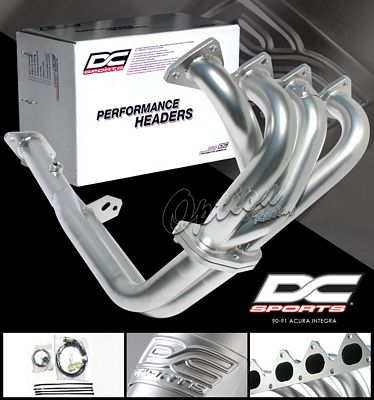 Acura Integra 1990-1991 DC Sports 4-2-1 Ceramic Headers