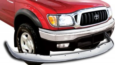 Toyota Tacoma 2001-2004 Chrome Upper Bumper Filler