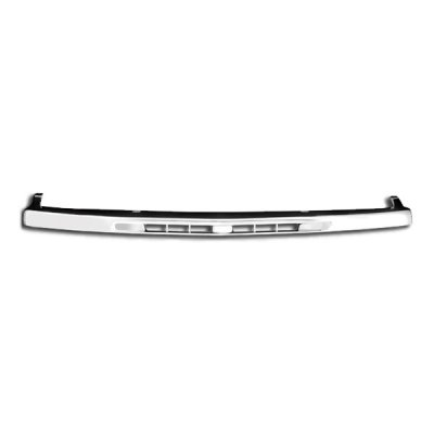 Chevy Silverado 1999-2002 Chrome Upper Bumper Filler