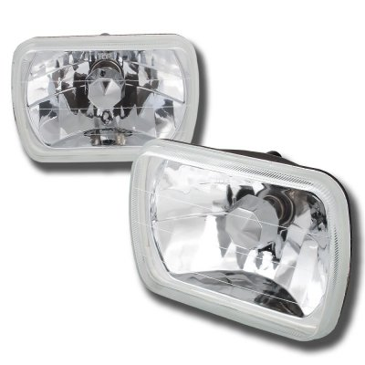 Nissan Hardbody 1986-1997 7 Inch Sealed Beam Headlight Conversion