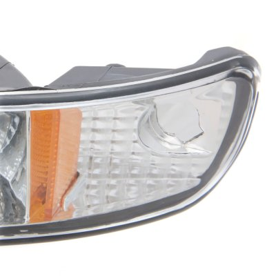 GMC Yukon 2000-2006 Chrome Bumper Lights
