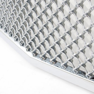 Chevy Tahoe 2015-2019 Front Grill Chrome Mesh