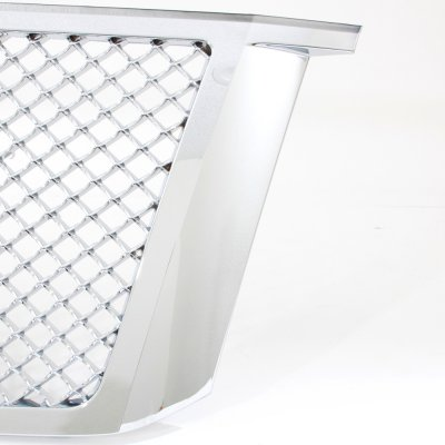 Chevy Tahoe 2015-2020 Front Grill Chrome Mesh