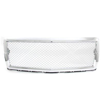 Chevy Silverado 1500 2014-2015 Chrome Mesh Grille