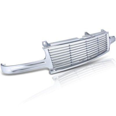 Chevy Silverado 1999-2002 Chrome Billet Grille