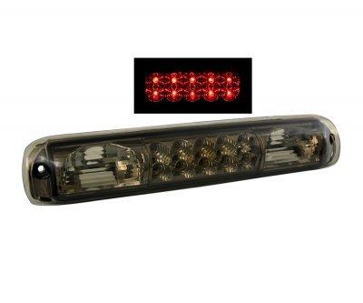 GMC Sierra 1999-2006 Smoked Headlights and LED Tail Lights Brake Lights