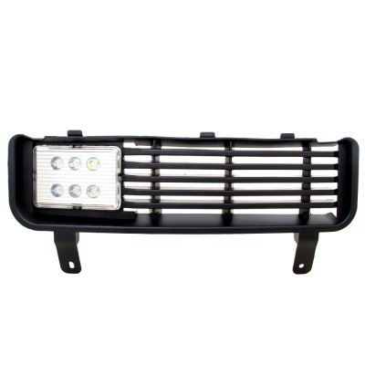 Dodge Ram 1994-2001 LED Fog Lights and Bumper Grille Kit