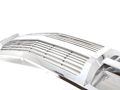 GMC Suburban 1994-1999 Chrome Billet Grille and Headlights LED Bumper Lights