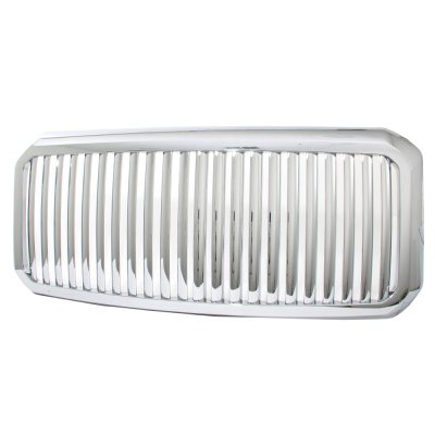 Ford F250 Super Duty 2011-2015 Chrome Vertical Grille