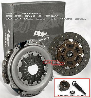 Honda Civic 1999-2000 OEM Replacement Clutch Kit