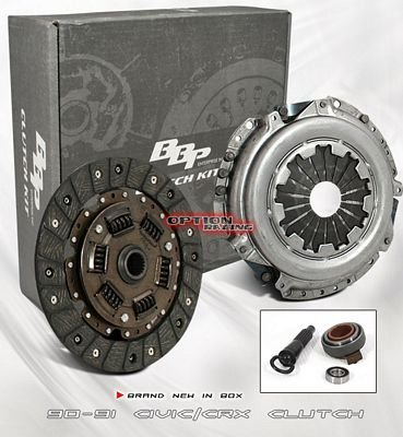 Honda Civic 1992-1995 OEM Replacement Clutch Kit