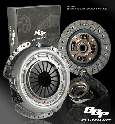 Nissan 240SX 1995-1998 OEM Replacement Clutch Kit