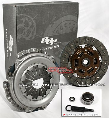 Acura Integra 1990-1991 OEM Replacement Clutch Kit