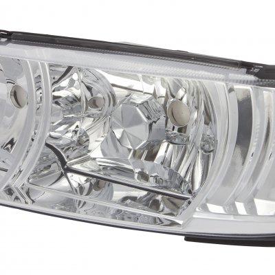 Nissan Maxima 1995-1999 Clear JDM R34 Style Headlights