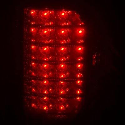 Dodge Ram 2009-2018 LED Tail Lights Black