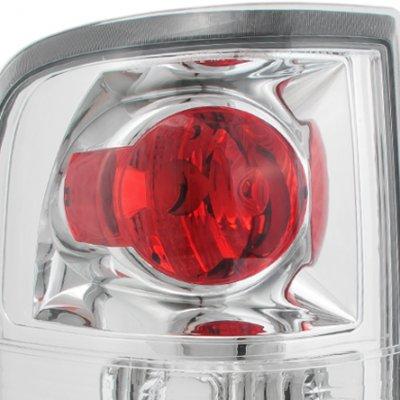 Ford F150 2004-2008 Clear Custom Tail Lights