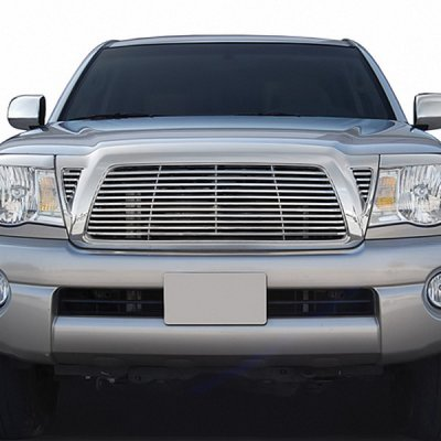 toyota tacoma 2005 2008 chrome billet grille a10190ti150. Black Bedroom Furniture Sets. Home Design Ideas