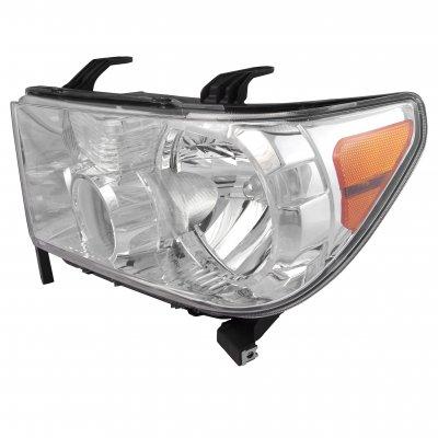 Toyota Tundra 2007-2013 Chrome Headlights